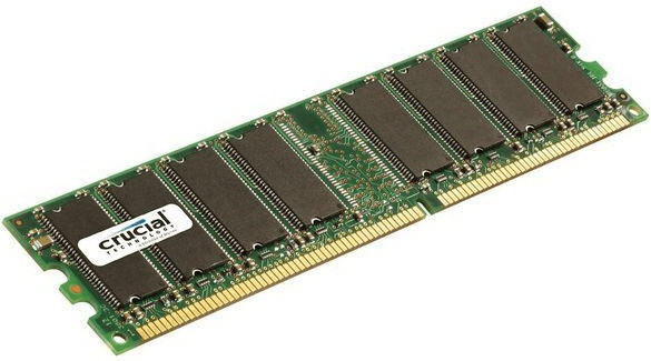 Crucial 1GB DDR PC2700 (CT12864Z335) CL2
