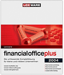 Lexware Financial Office Plus 2004 8.0 (DE) (Win) - Preisvergleich