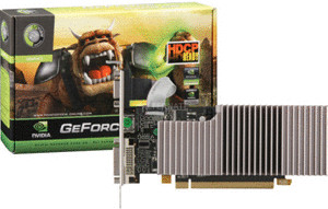 Point Of View GeForce 8400 GS (PCIe