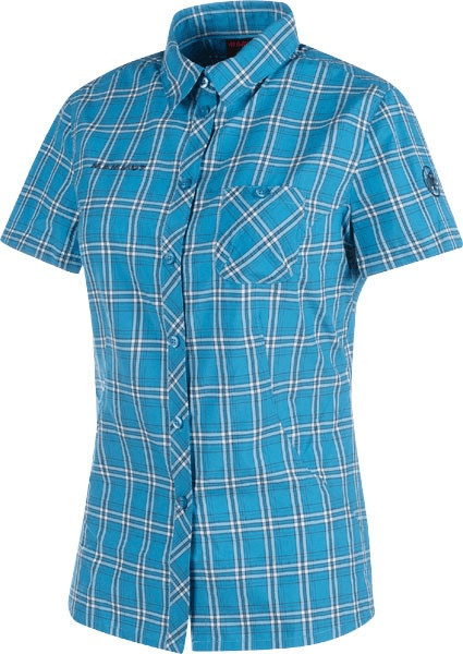 Mammut Alessandria Tour Shortsleeve Shirt Women atlantic/orion Preisvergleich