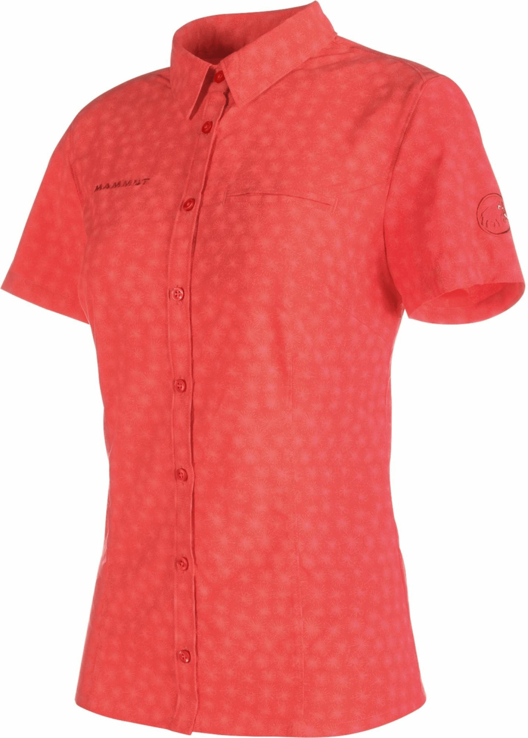 Mammut Trovat Advanced SS Shirt W barberry Preisvergleich