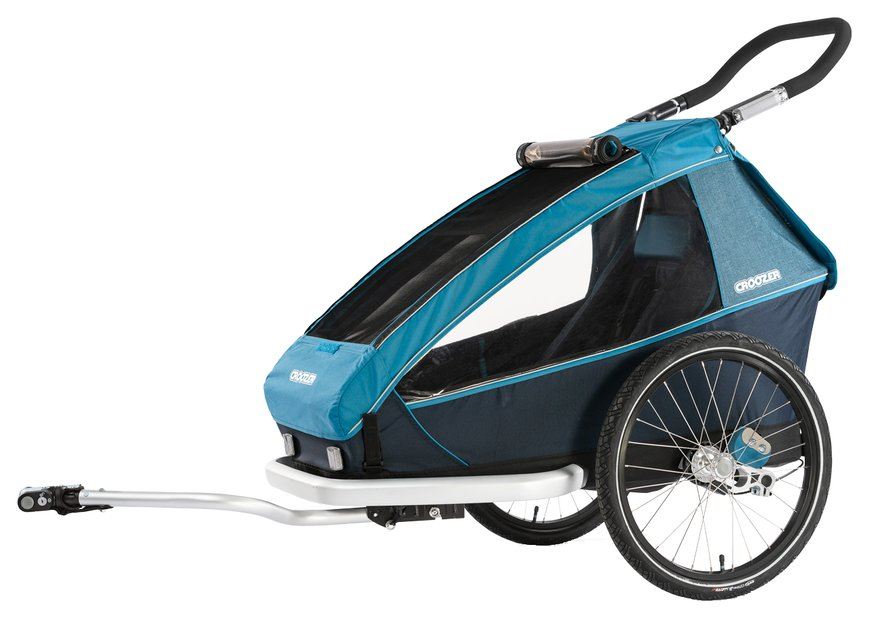 Croozer Kid Plus for 1 - 2019 Preisvergleich express