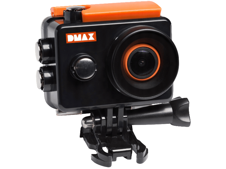 DMAX 1080P FHD Action-Camcorder
