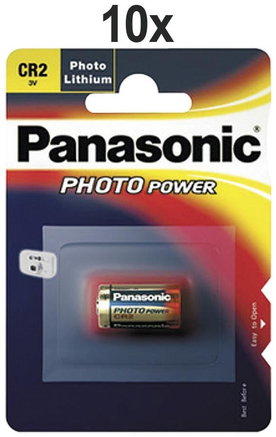 Panasonic Photo CR-2 10er Pack Preisvergleich
