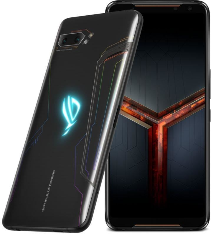 ASUS ROG Phone 2 Google Android Smartphone in black with 512 GB storage Preisvergleich